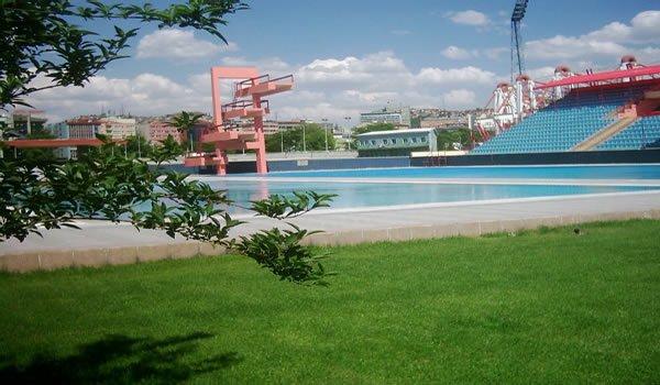 19 Mayıs Ziya Ozan Yüzme Havuzu
