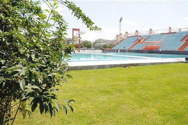 Ziya Oran Yüzme Havuzu