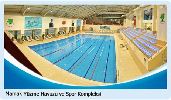 Mamak Belediyesi Yüzme Havuzu ve Spor Kompleksi