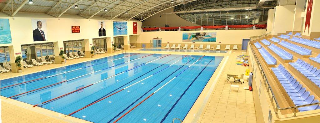 Mamak Belediyesi Yüzme Kursu