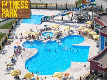 Fitness Park Club Atabilge Aquapark