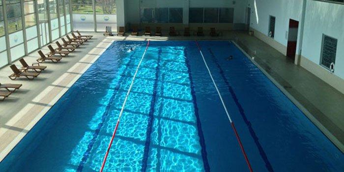 Gölbaşı Rauf Denktaş Kapalı Yüzme Havuzu