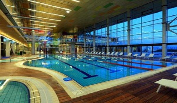 Ted Koleji Yüzme Havuzu