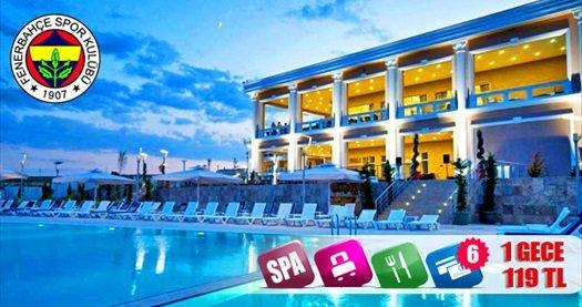 Türk Telekom Fenerbahçe Yüzme Havuzu