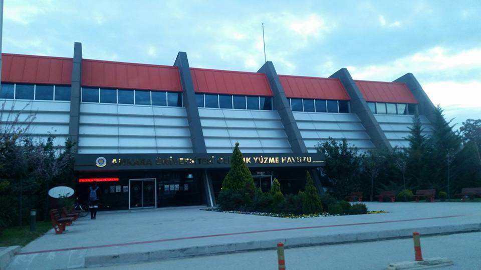 Ankara Üniversitesi Olimpik Yüzme Havuzu