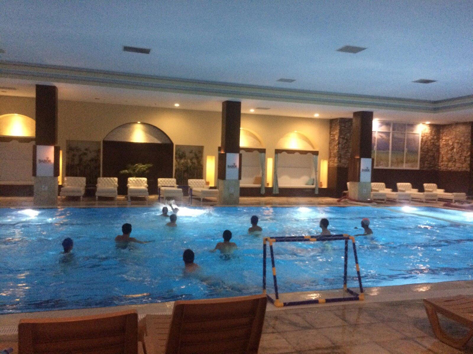 Babor Club Yüzme Kursu