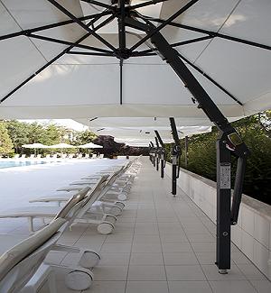 Bilkent Otel Kapalı Yüzme Havuzu