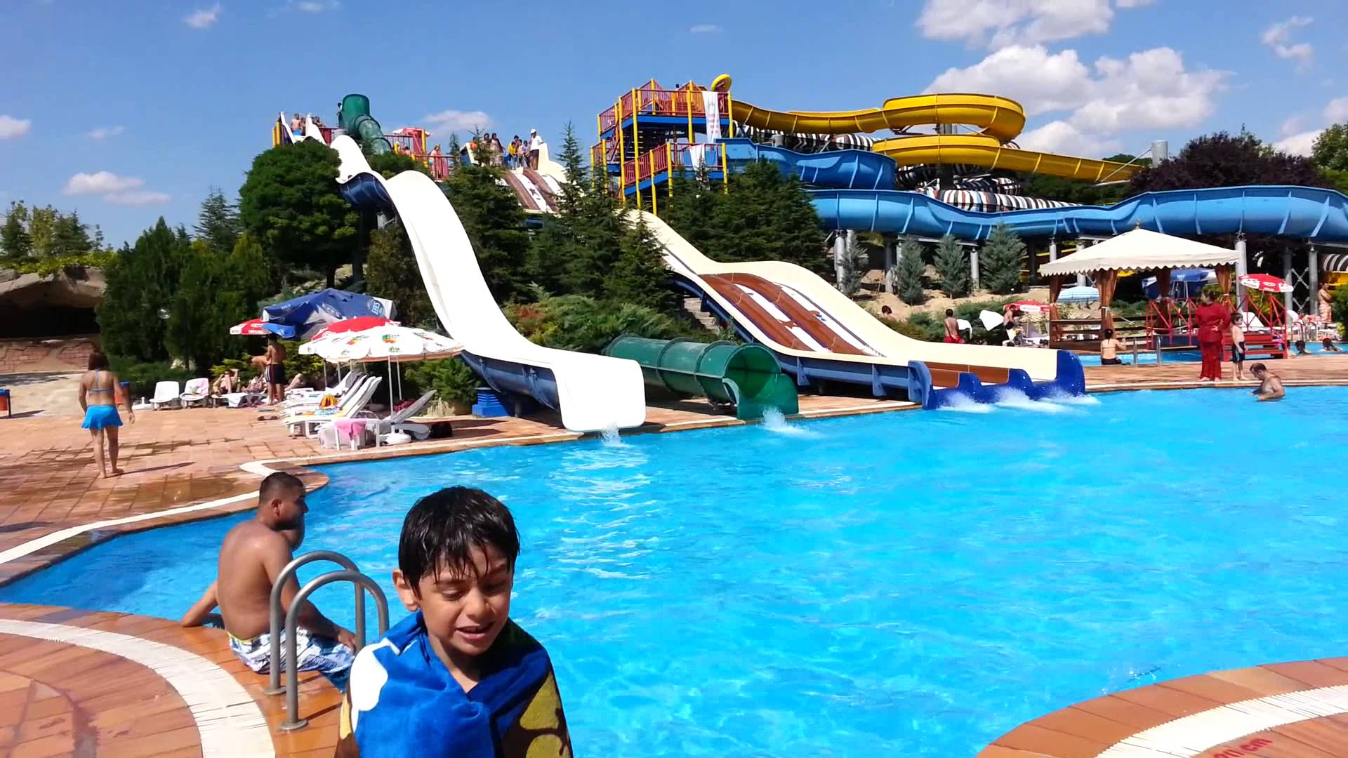 Büyük Anadolu Oteli Aqupark