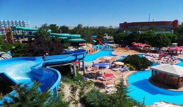 Büyük Anadolu Oteli Kapalı Yüzme Havuzu