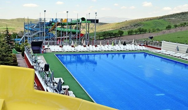 Çiçektepe Aquapark