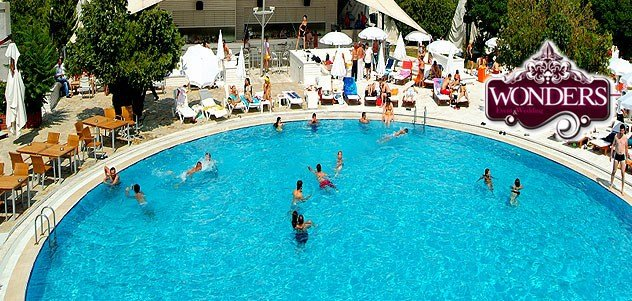 cClub Avenue Pool Yüzme Havuzu