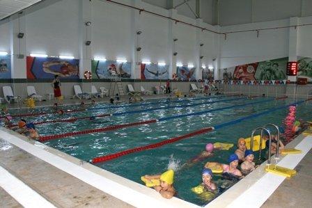 Eryaman Göktürk Aile Yaşam Merkezi Yüzme Havuzu