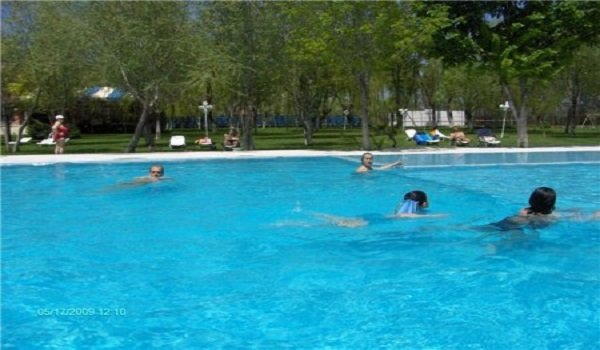 Esenboğa Melikşah Yüzme Havuzu