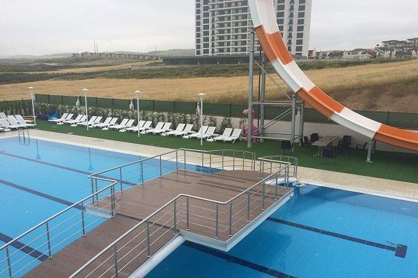 Etimesgut Bağlıca Aquacity Açık Havuz