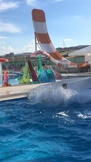 Etimesgut Bağlıca Aquacity Aquapark