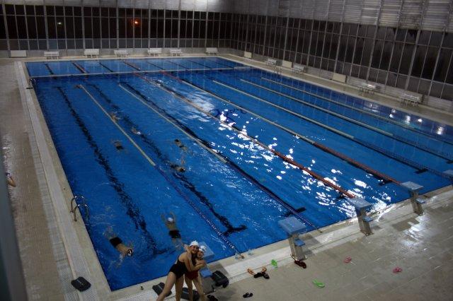 Gazi Üniversitesi Yüzme Havuzu