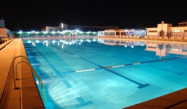 Gölbaşı Tedaş Yüzme Havuzu