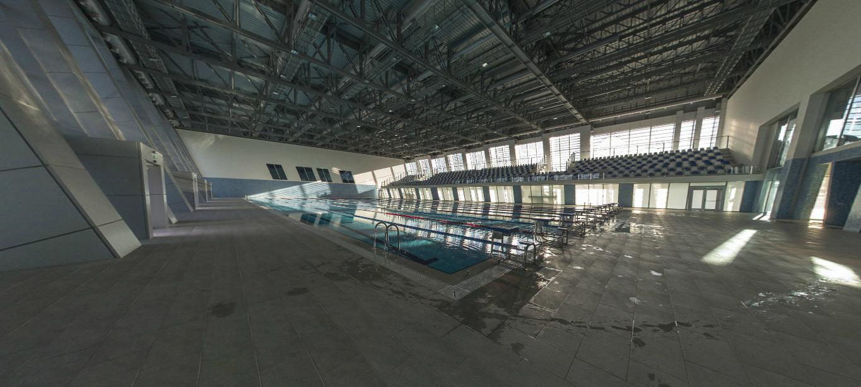 Hacettepe Üniversitesi Beytepe Yüzme Havuzu