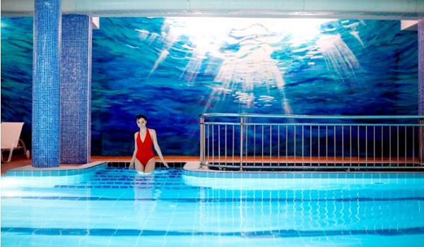 Hotel Monec Kapalı Yüzme Havuzu