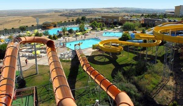 İncek Aquapark Olympic Park Otel ve Spor Merkezi