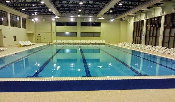 Kazan Belediye Başkanlığı Yüzme Havuzu