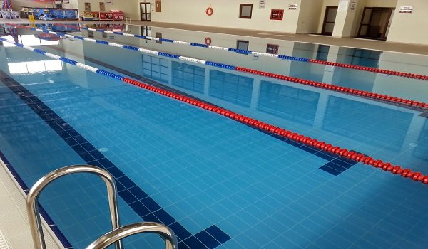 Kazan Belediyesi Yüzme Kursu