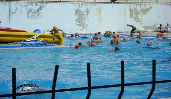 Keçiören Aktepe Aquapark