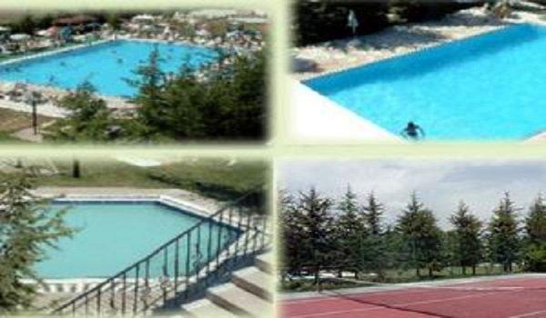 My Garden Gölbaşı Yüzme Havuzu