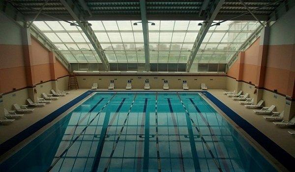 Sincan Aile Yaşam Merkezi Yüzme Havuzu