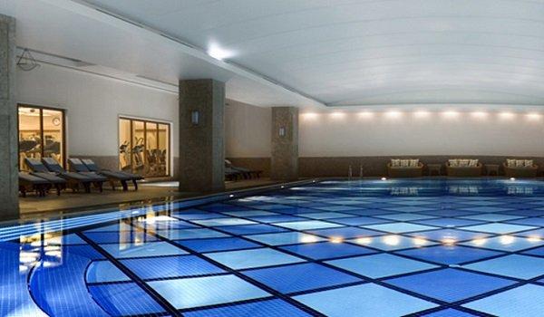 Swissotel Kapalı Yüzme Havuzu