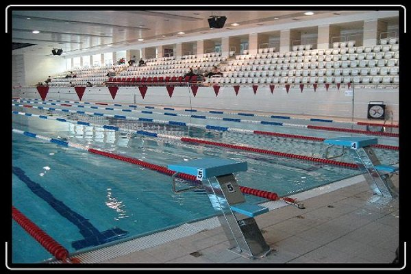 TOBB Üniversitesi (ETÜ) Yüzme Havuzu