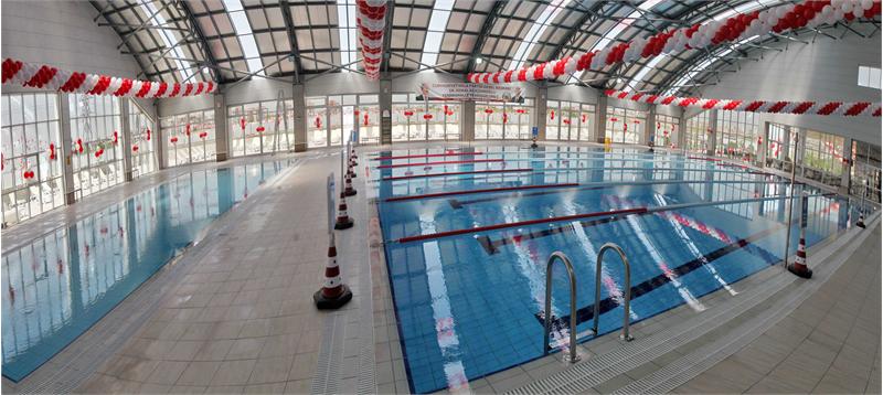 Yenimahalle Belediyesi Bülent Ecevit Yüzme Havuzu