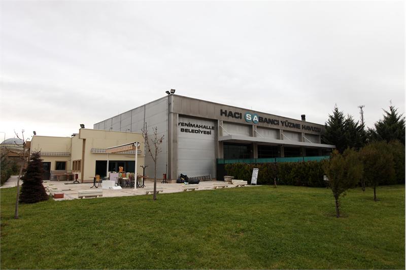 Yenimahalle Belediyesi Hacı Sabancı Yüzme Havuzu