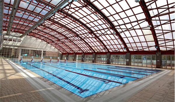 Yenimahalle Belediyesi Turgut Özakman Yüzme Havuzu